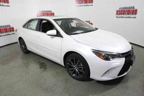 New 2017 Toyota Camry XSE 4dr Car