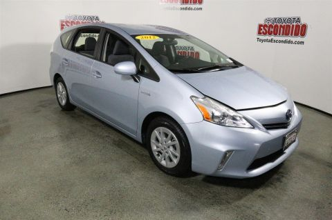 Pre-Owned 2012 Toyota Prius v  FWD Station Wagon