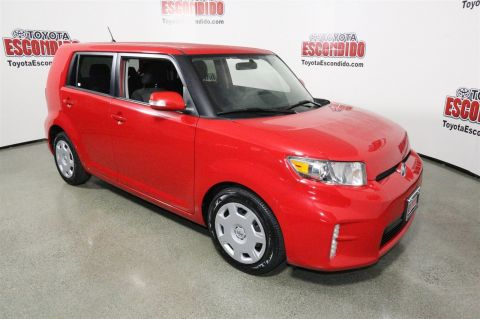 Certified Pre-Owned 2014 Scion xB  FWD Station Wagon