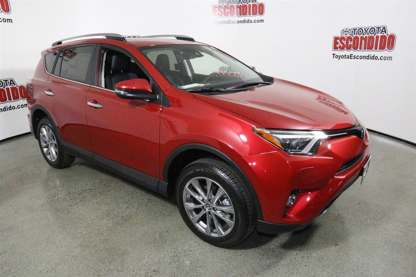 new 2017 toyota rav4 limited sport utility in escondido 1014141 toyota of escondido. Black Bedroom Furniture Sets. Home Design Ideas