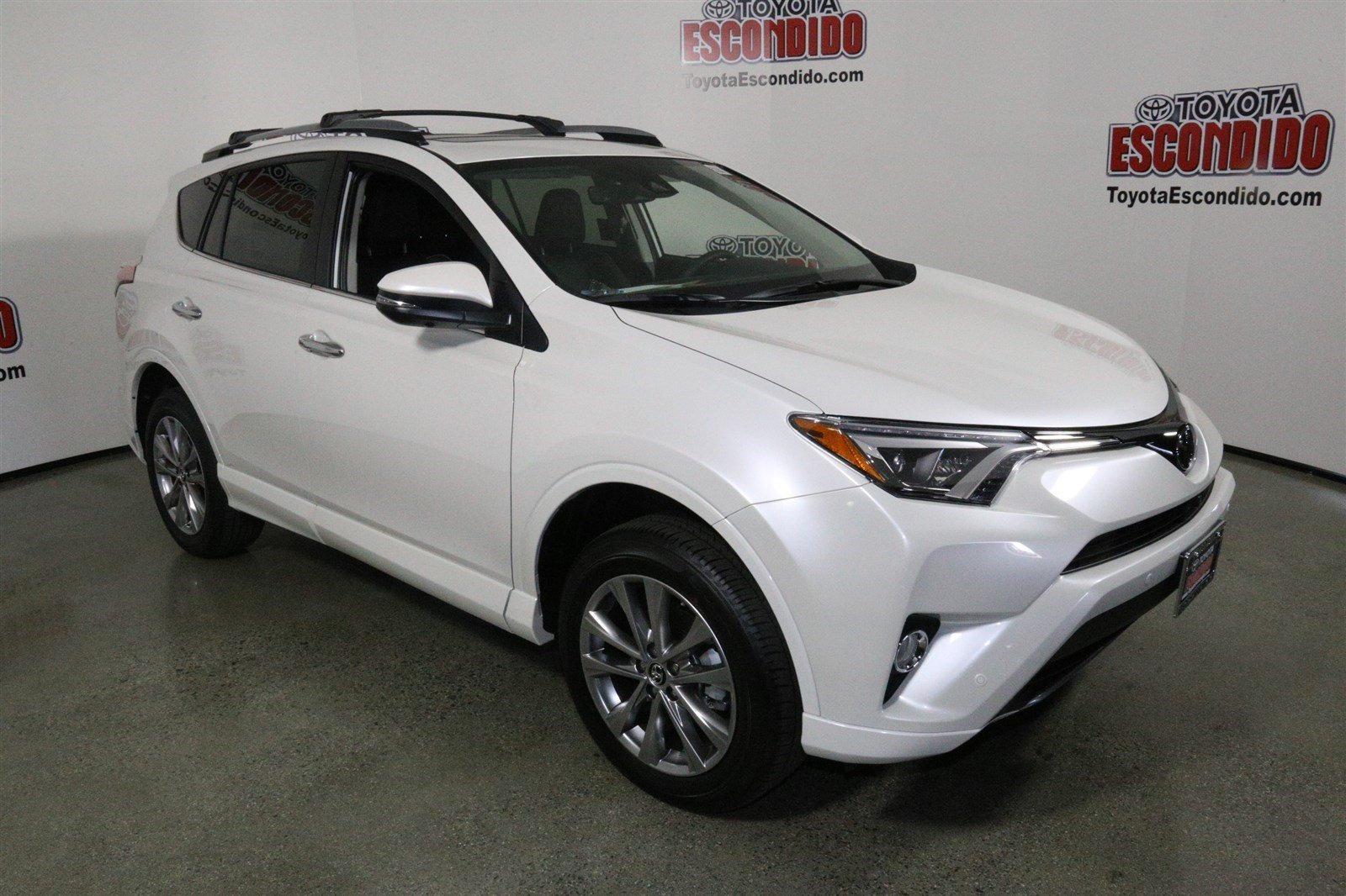 new 2017 toyota rav4 platinum sport utility in escondido hw319234 toyota of escondido. Black Bedroom Furniture Sets. Home Design Ideas