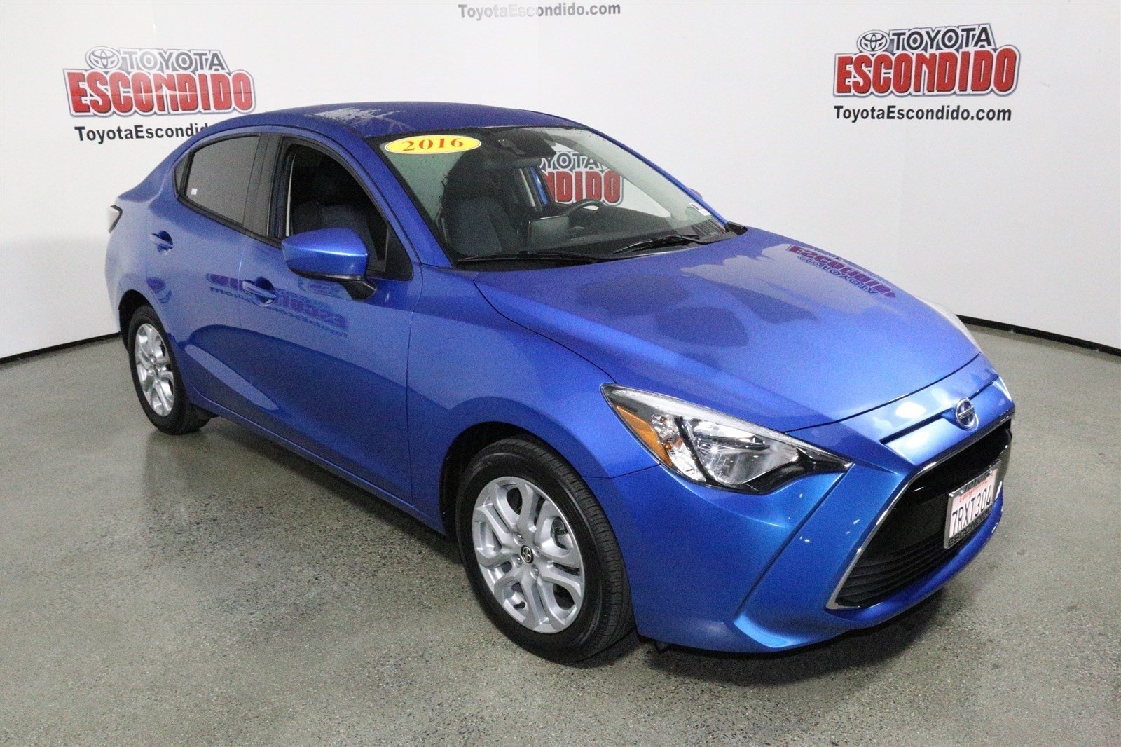 Certified Pre Owned 2016 Scion Ia 4dr Car In Escondido