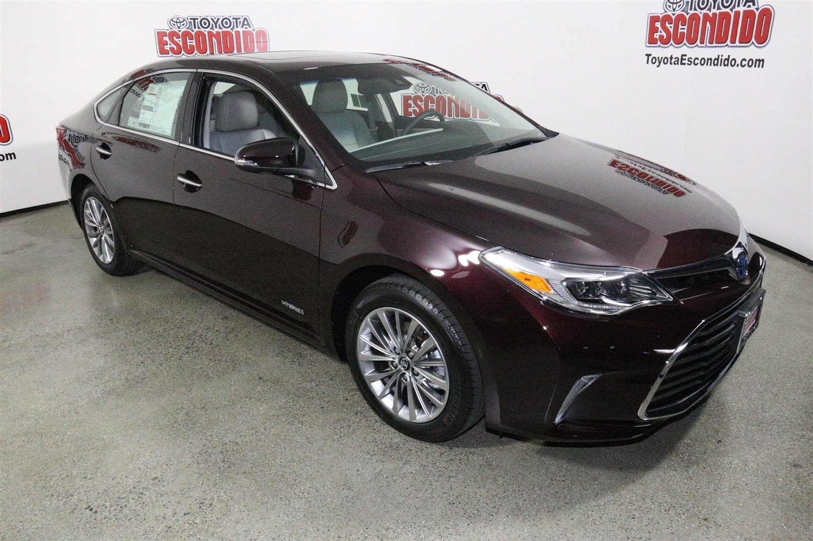 new 2017 toyota avalon hybrid limited 4dr car in escondido hu057215 toyota of escondido. Black Bedroom Furniture Sets. Home Design Ideas