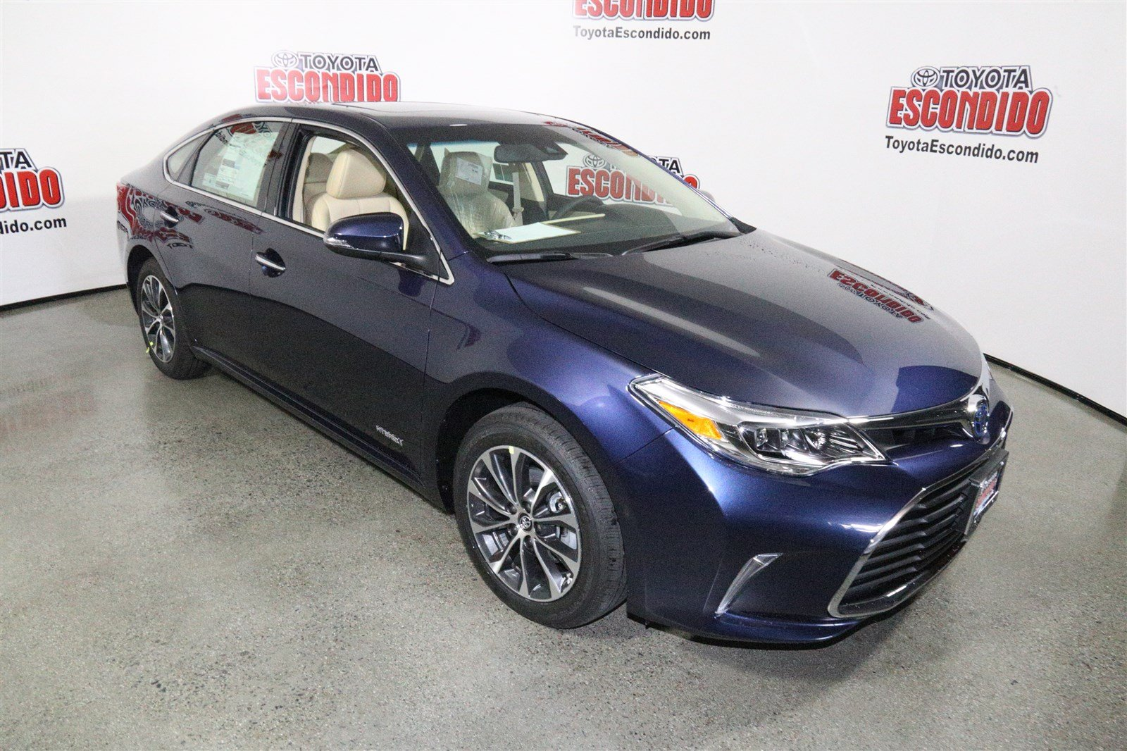 new 2018 toyota avalon hybrid xle premium 4dr car in escondido ju060107 toyota escondido. Black Bedroom Furniture Sets. Home Design Ideas