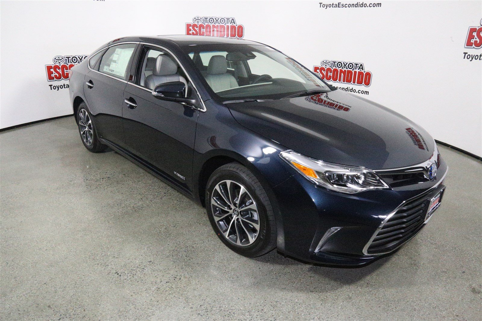 new 2018 toyota avalon hybrid xle premium 4dr car in escondido 1014587 toyota escondido. Black Bedroom Furniture Sets. Home Design Ideas