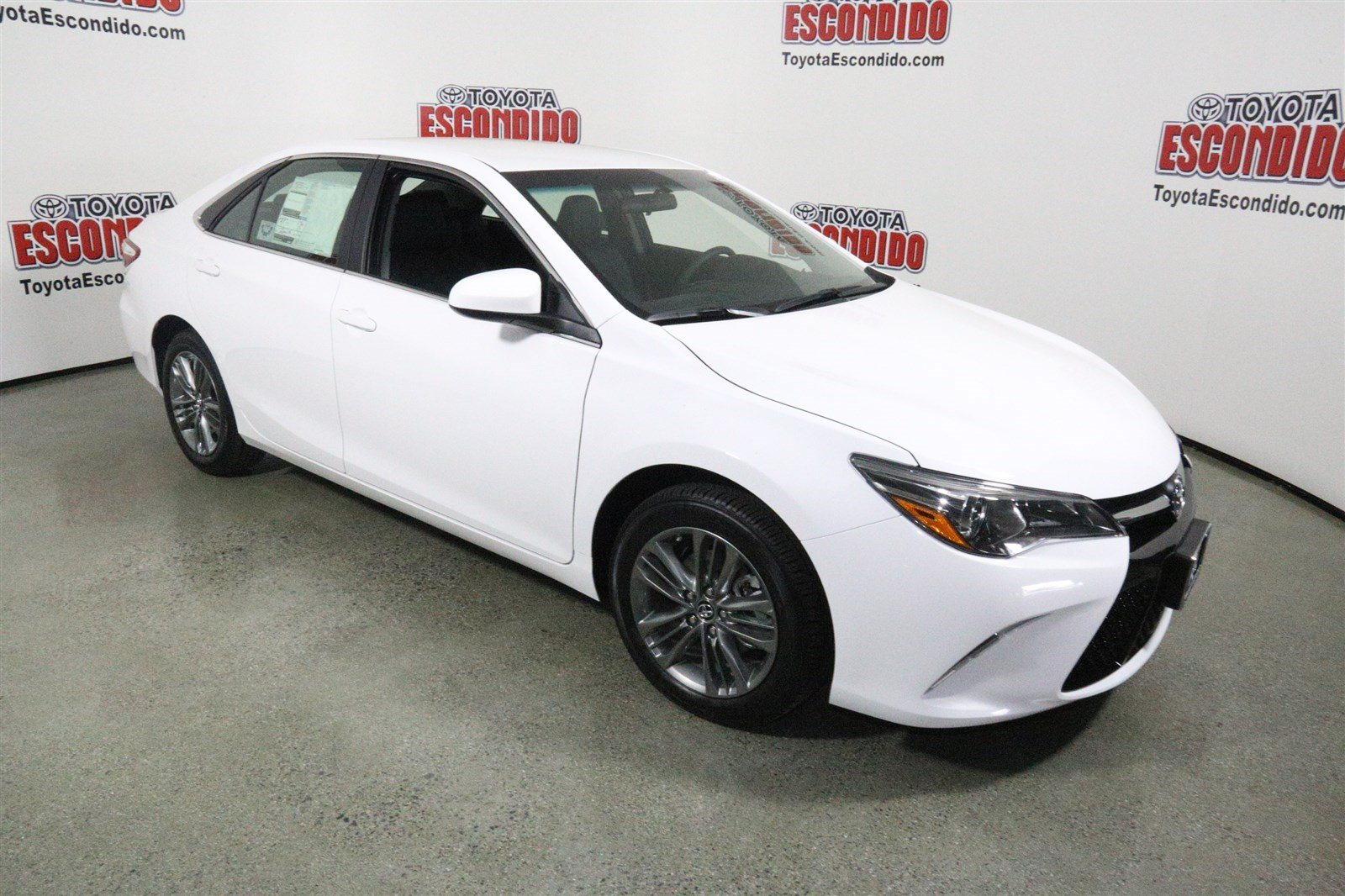 new 2017 toyota camry se 4dr car in escondido 1014228 toyota of escondido. Black Bedroom Furniture Sets. Home Design Ideas