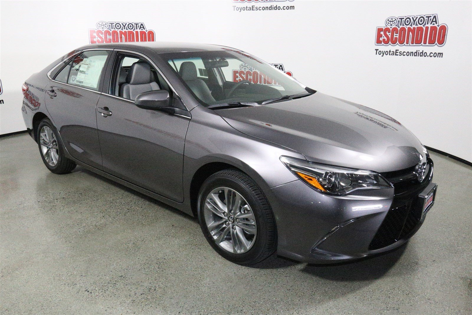 new 2017 toyota camry se 4dr car in escondido 1014092 toyota of escondido. Black Bedroom Furniture Sets. Home Design Ideas
