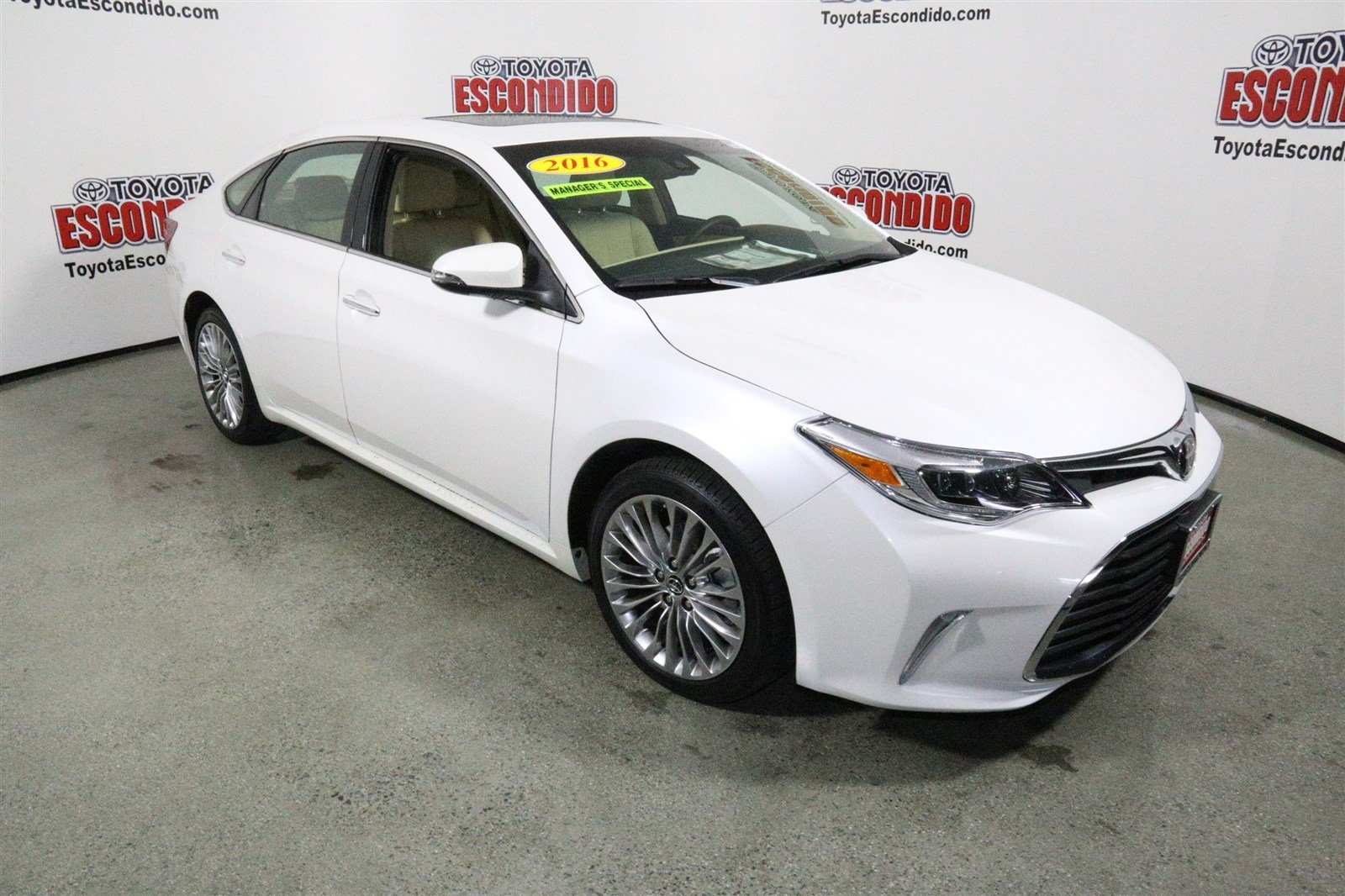 new 2016 toyota avalon limited 4dr car in escondido. Black Bedroom Furniture Sets. Home Design Ideas