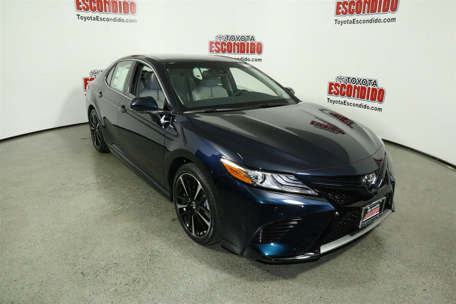 new 2018 toyota camry xse v6 4dr car in escondido 1016034 toyota escondido. Black Bedroom Furniture Sets. Home Design Ideas