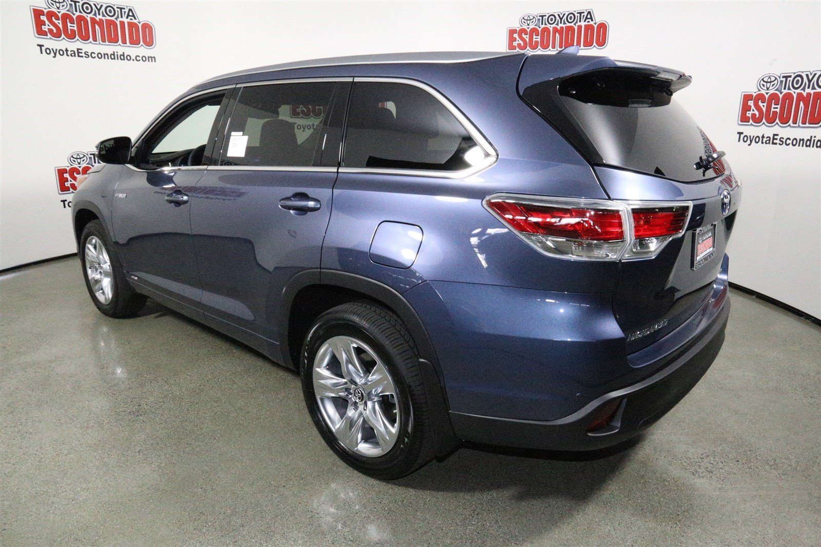 new 2016 toyota highlander hybrid limited platinum sport. Black Bedroom Furniture Sets. Home Design Ideas