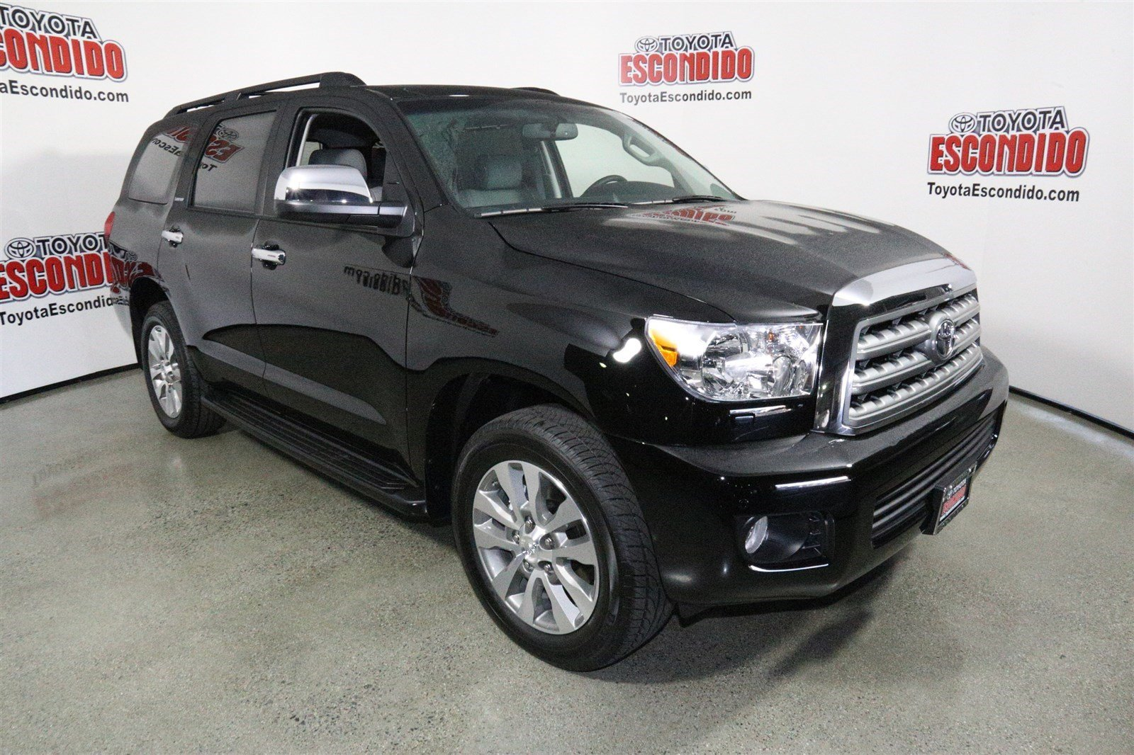 new 2017 toyota sequoia limited sport utility in escondido 1014504 toyota of escondido. Black Bedroom Furniture Sets. Home Design Ideas
