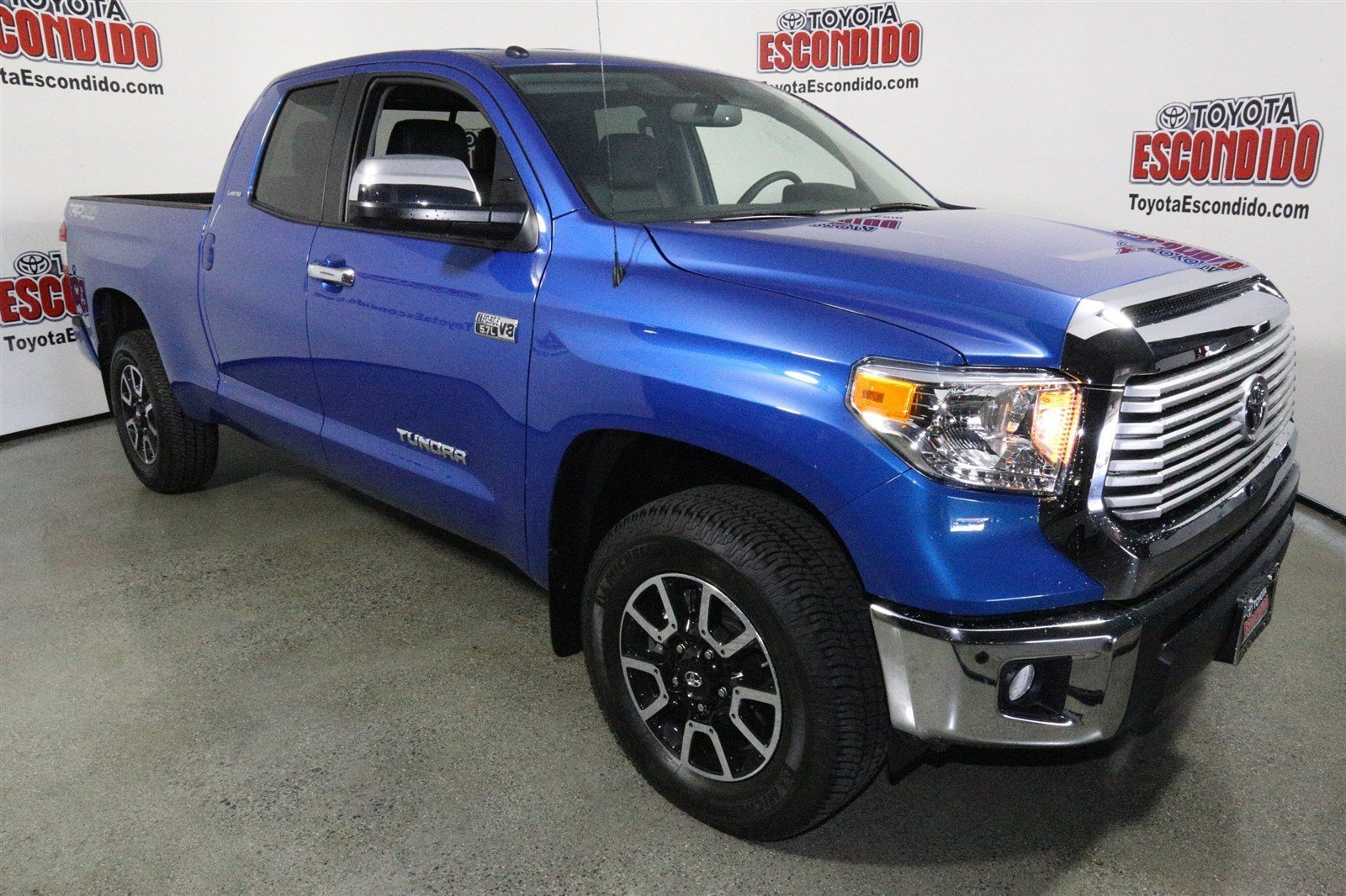 New 2017 Toyota Tundra Limited 4WD Double Cab Pickup in ...
