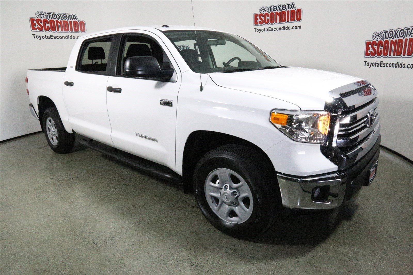 New 2017 Toyota Tundra 2wd Sr5 Double Cab Pickup In