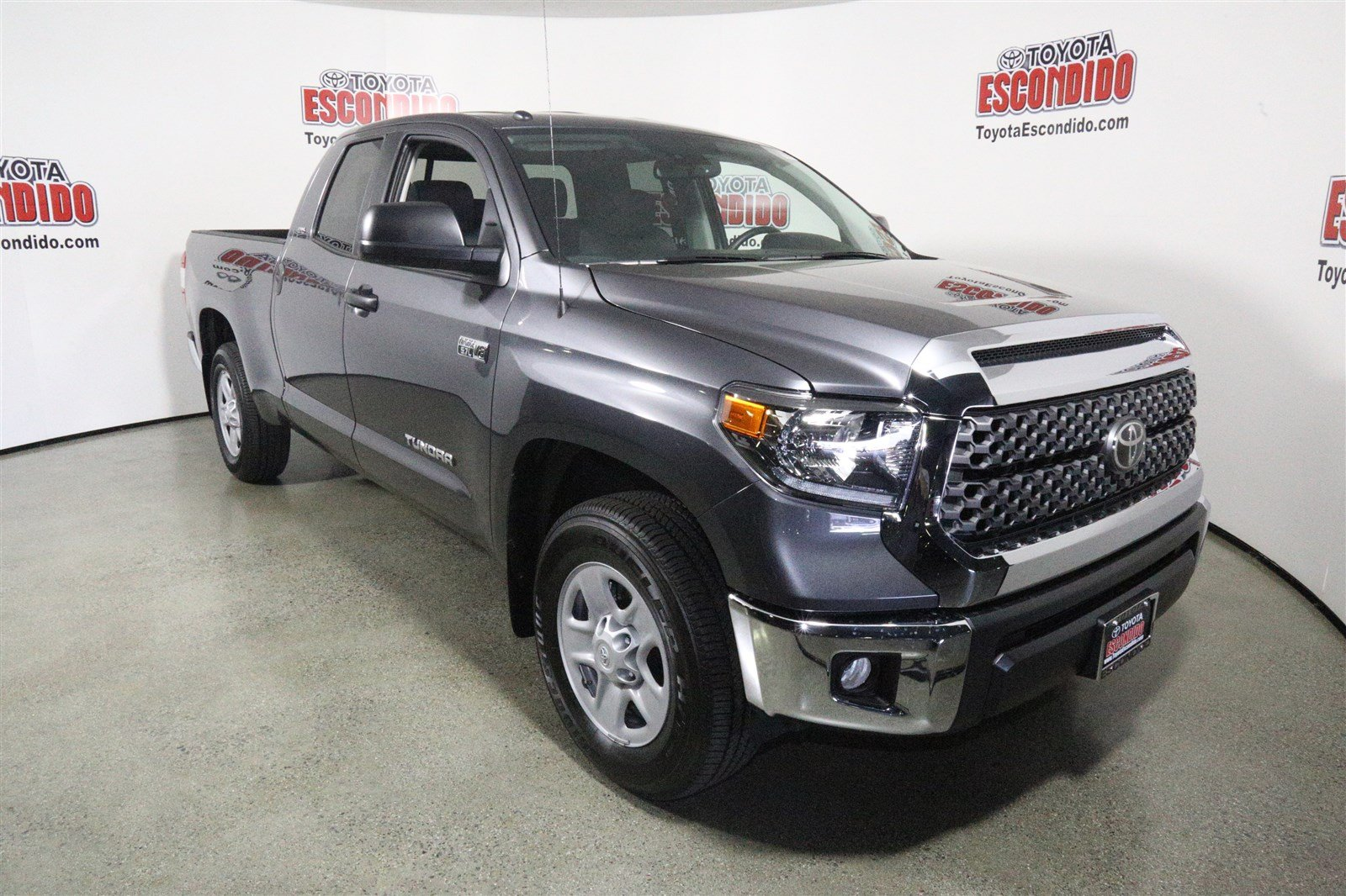 New 2018 Toyota Tundra Sr5 2wd Double Cab Pickup In