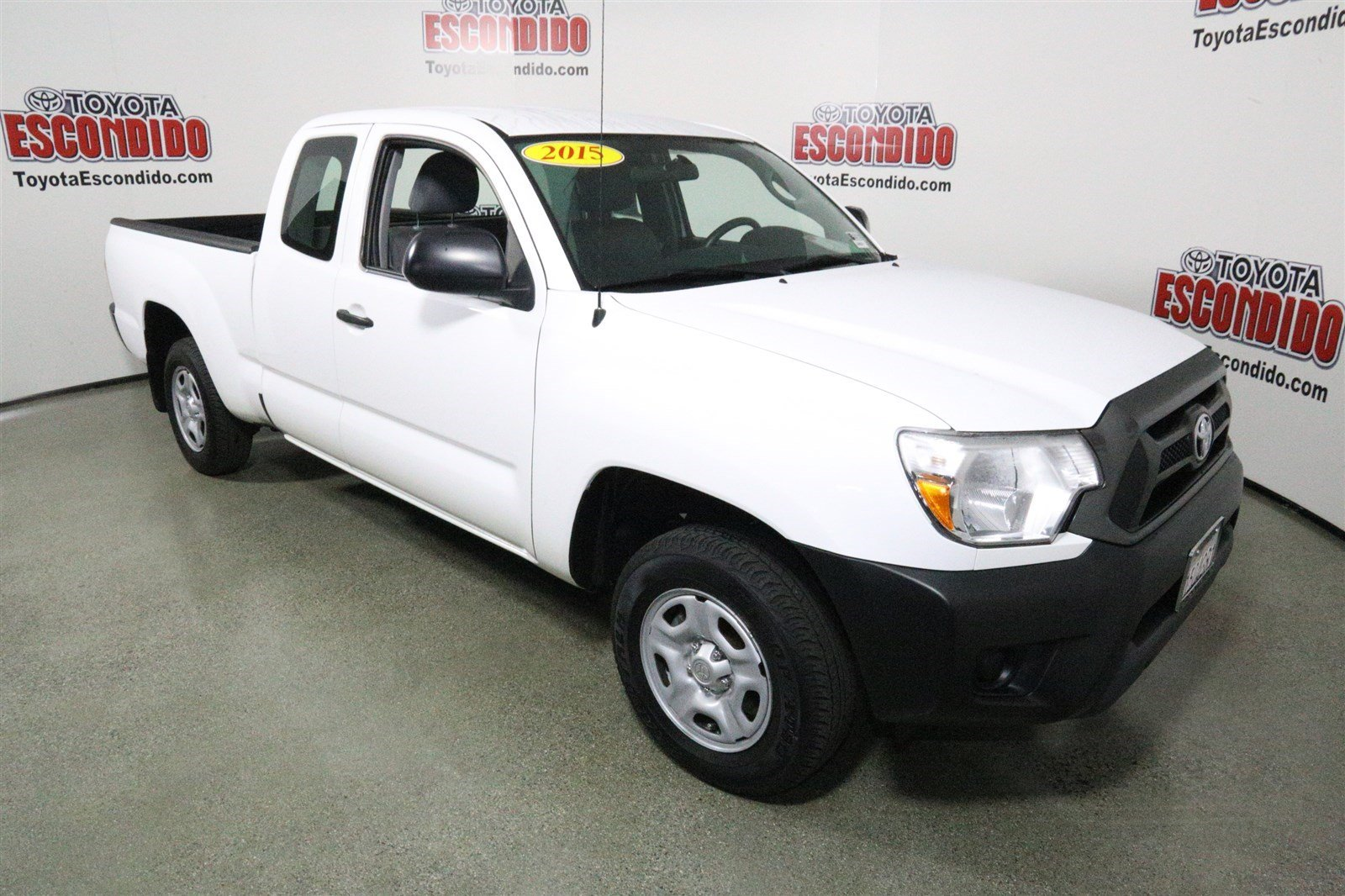 certified pre owned 2015 toyota tacoma extended cab pickup in escondido 59366 toyota of escondido. Black Bedroom Furniture Sets. Home Design Ideas