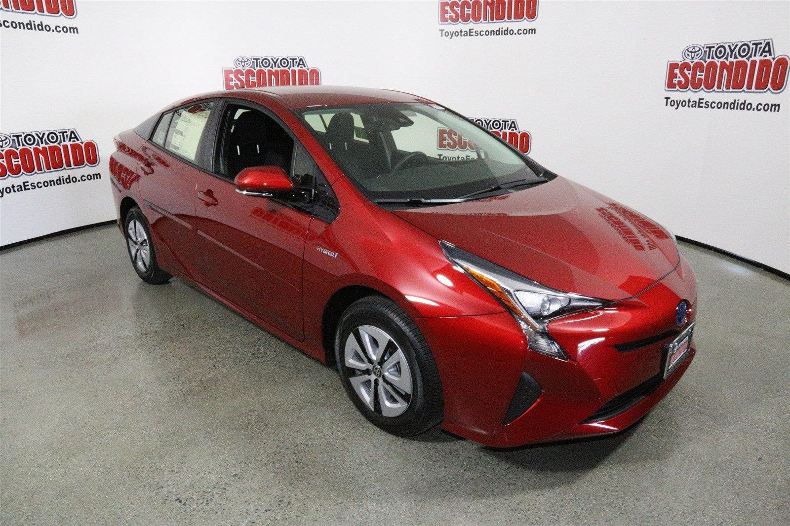 new 2017 toyota prius two eco hatchback in escondido 1014117 toyota escondido. Black Bedroom Furniture Sets. Home Design Ideas