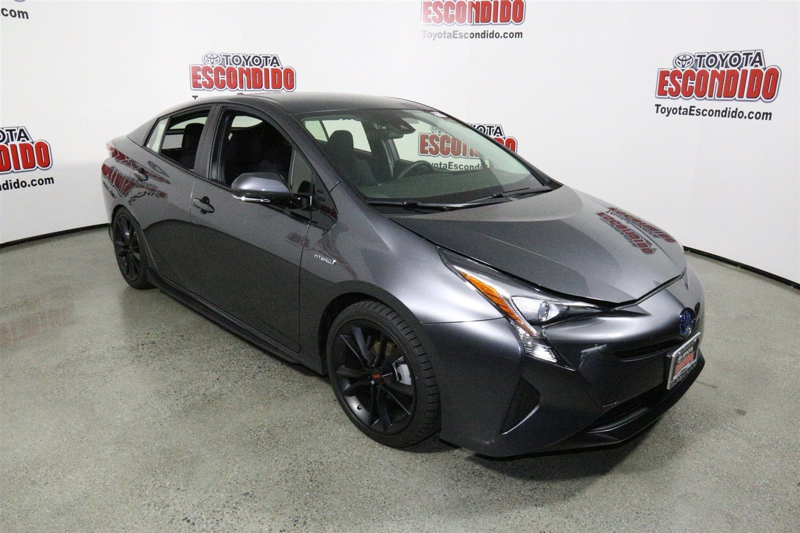 new 2017 toyota prius two eco hatchback in escondido 1013940 toyota escondido. Black Bedroom Furniture Sets. Home Design Ideas