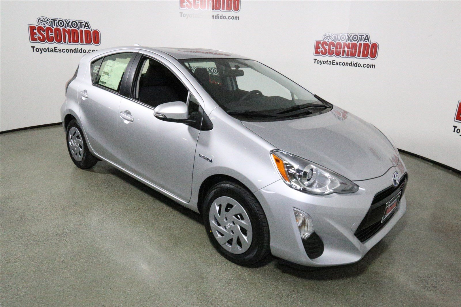 new 2016 toyota prius c two hatchback in escondido g1589920 toyota of escondido. Black Bedroom Furniture Sets. Home Design Ideas