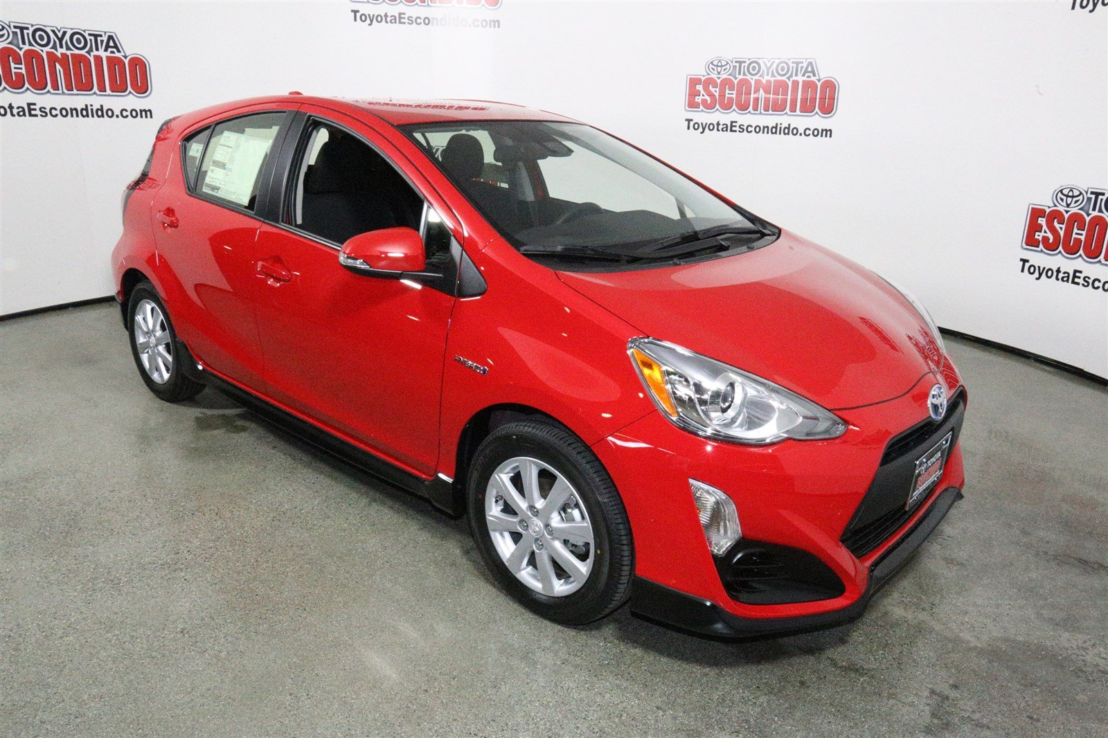 new 2017 toyota prius c two hatchback in escondido. Black Bedroom Furniture Sets. Home Design Ideas