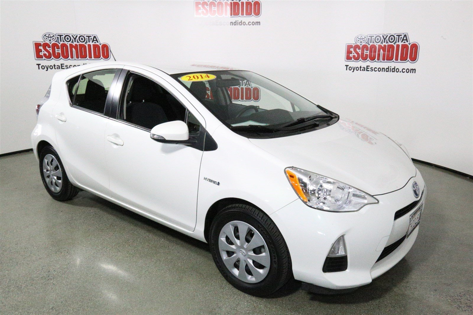 Certified Pre-Owned 2014 Toyota Prius c