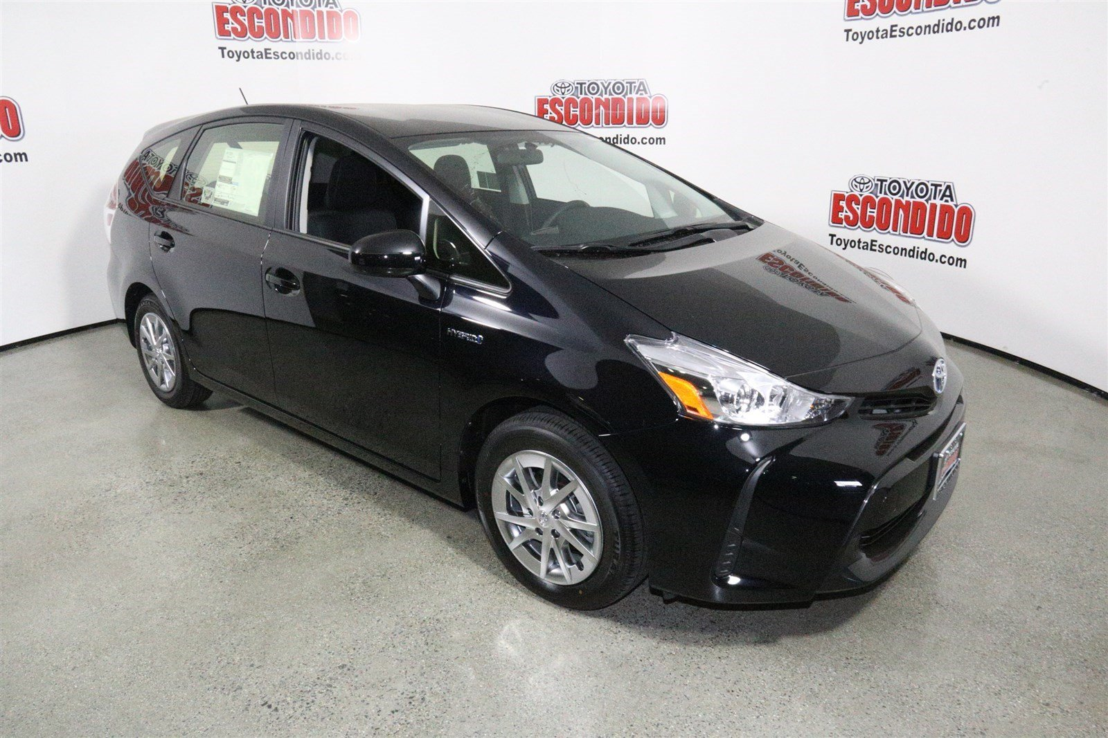 new 2017 toyota prius v two station wagon in escondido 1012737 toyota of escondido. Black Bedroom Furniture Sets. Home Design Ideas