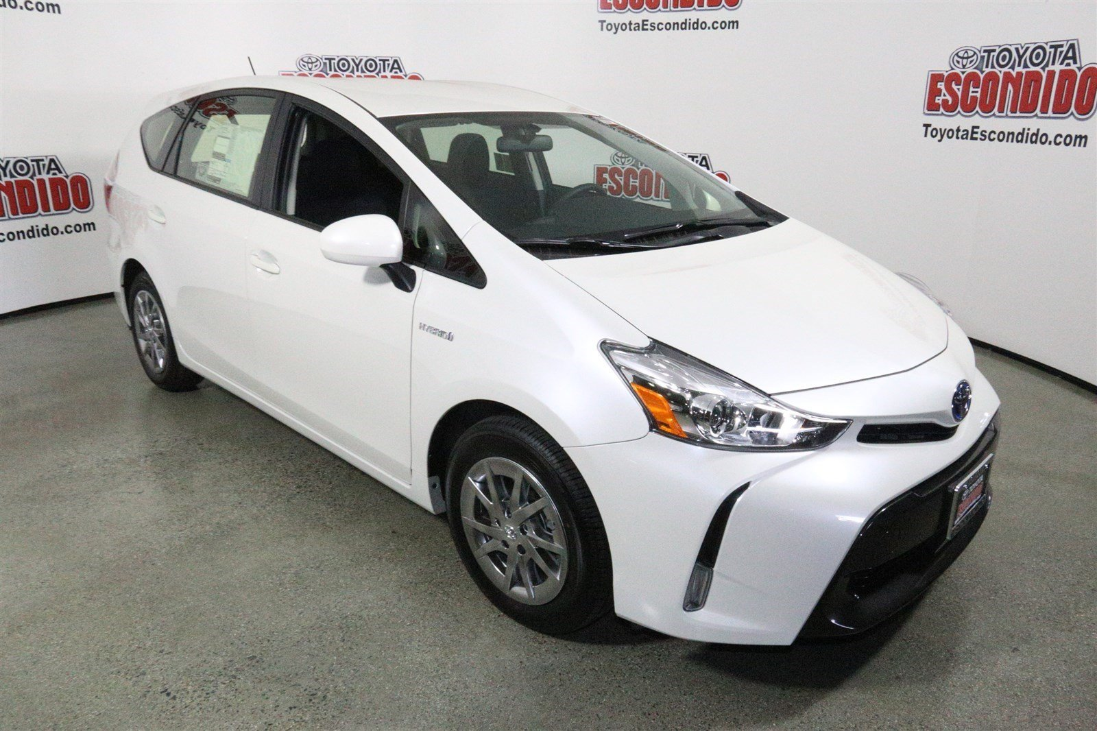 new 2017 toyota prius v three station wagon in escondido 1012817 toyota escondido. Black Bedroom Furniture Sets. Home Design Ideas