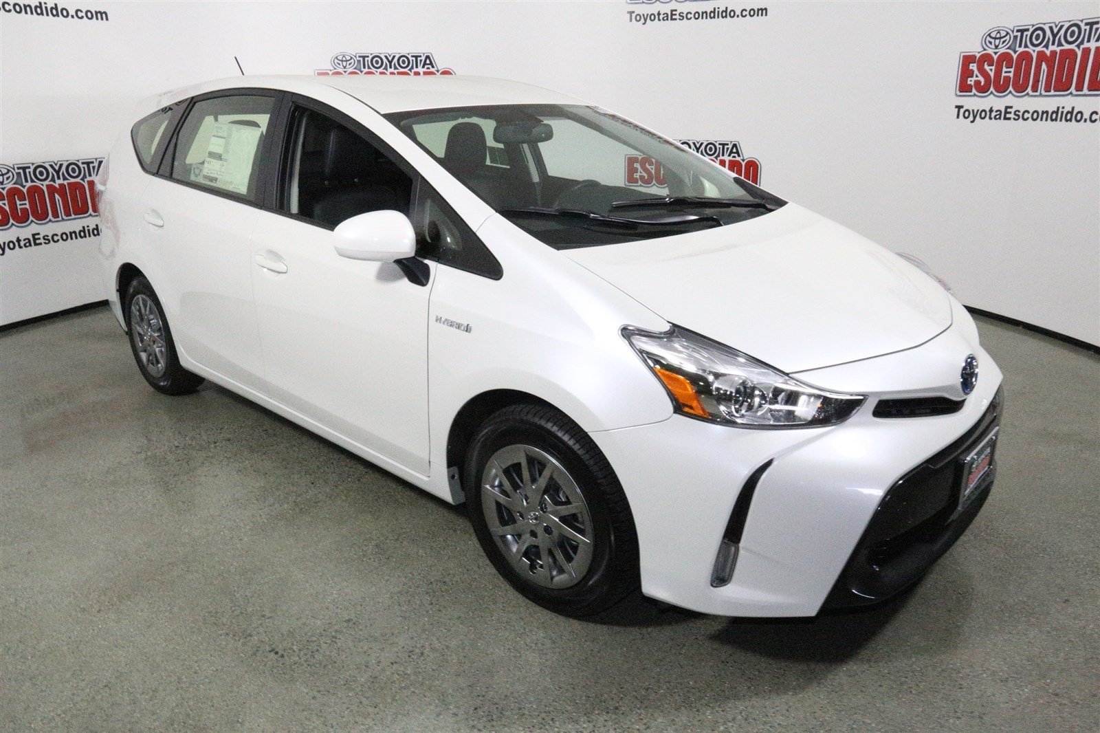 new 2017 toyota prius v four station wagon in escondido hj065022 toyota escondido. Black Bedroom Furniture Sets. Home Design Ideas
