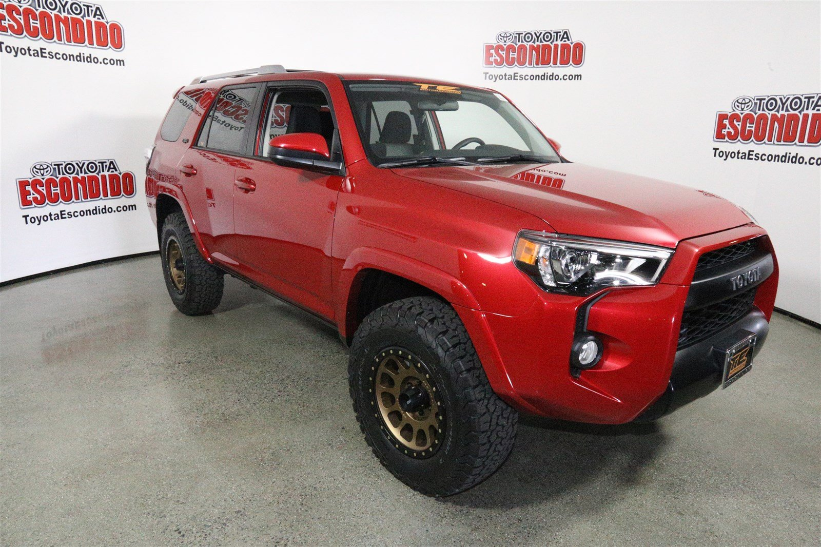 new 2017 toyota 4runner sr5 sport utility in escondido h5150271 toyota escondido. Black Bedroom Furniture Sets. Home Design Ideas