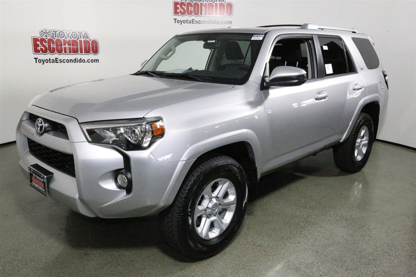 new 2016 toyota 4runner sr5 sport utility in escondido g5144172 toyota escondido. Black Bedroom Furniture Sets. Home Design Ideas