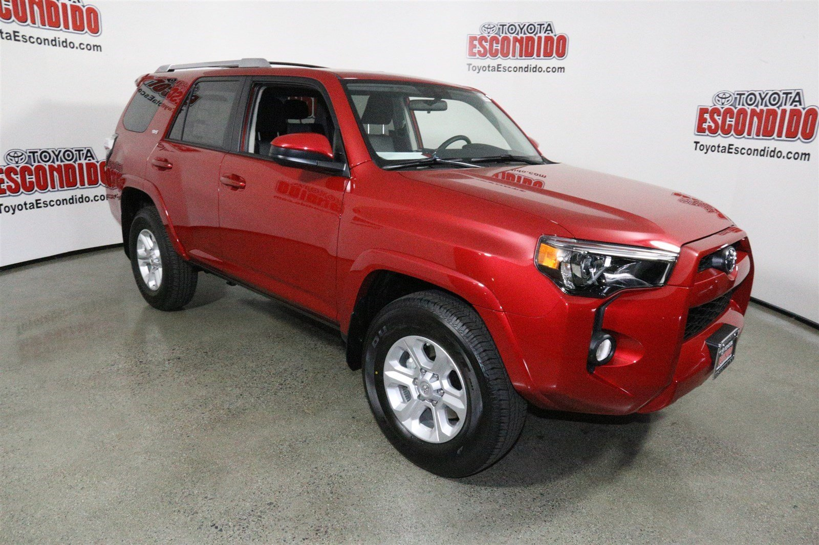 new 2016 toyota 4runner sr5 sport utility in escondido 1014441 toyota of escondido. Black Bedroom Furniture Sets. Home Design Ideas