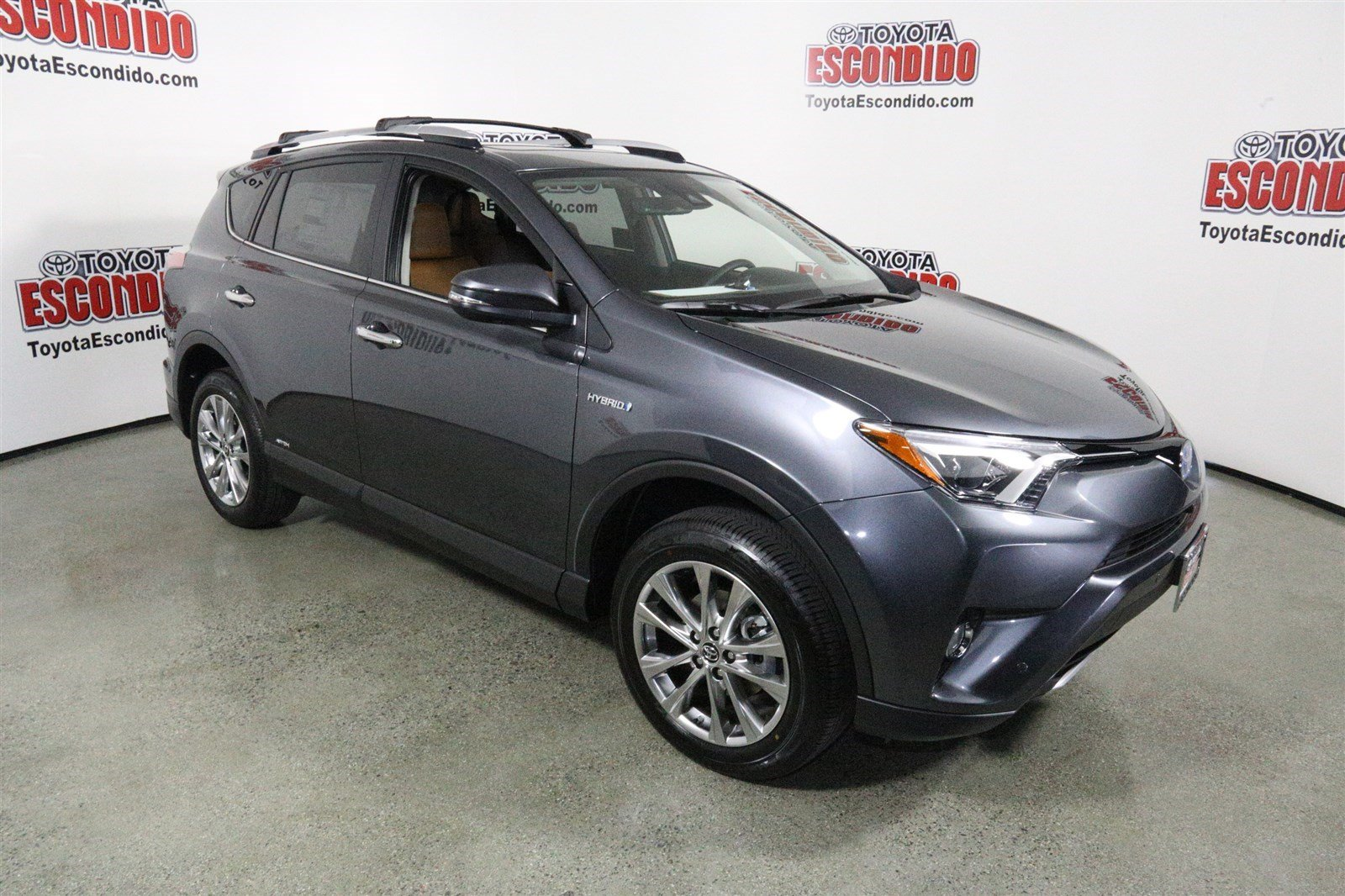 new 2016 toyota rav4 hybrid limited sport utility in escondido 1013270 toyota of escondido. Black Bedroom Furniture Sets. Home Design Ideas
