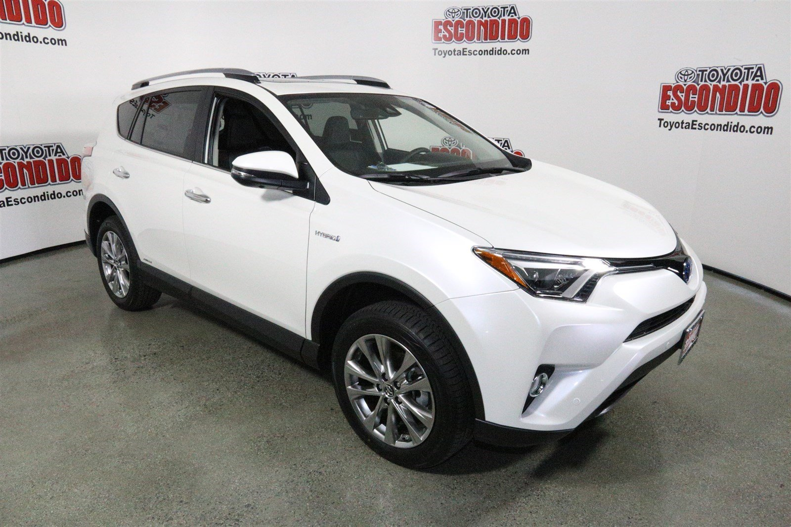 new 2017 toyota rav4 hybrid limited sport utility in escondido 1014215 toyota of escondido. Black Bedroom Furniture Sets. Home Design Ideas