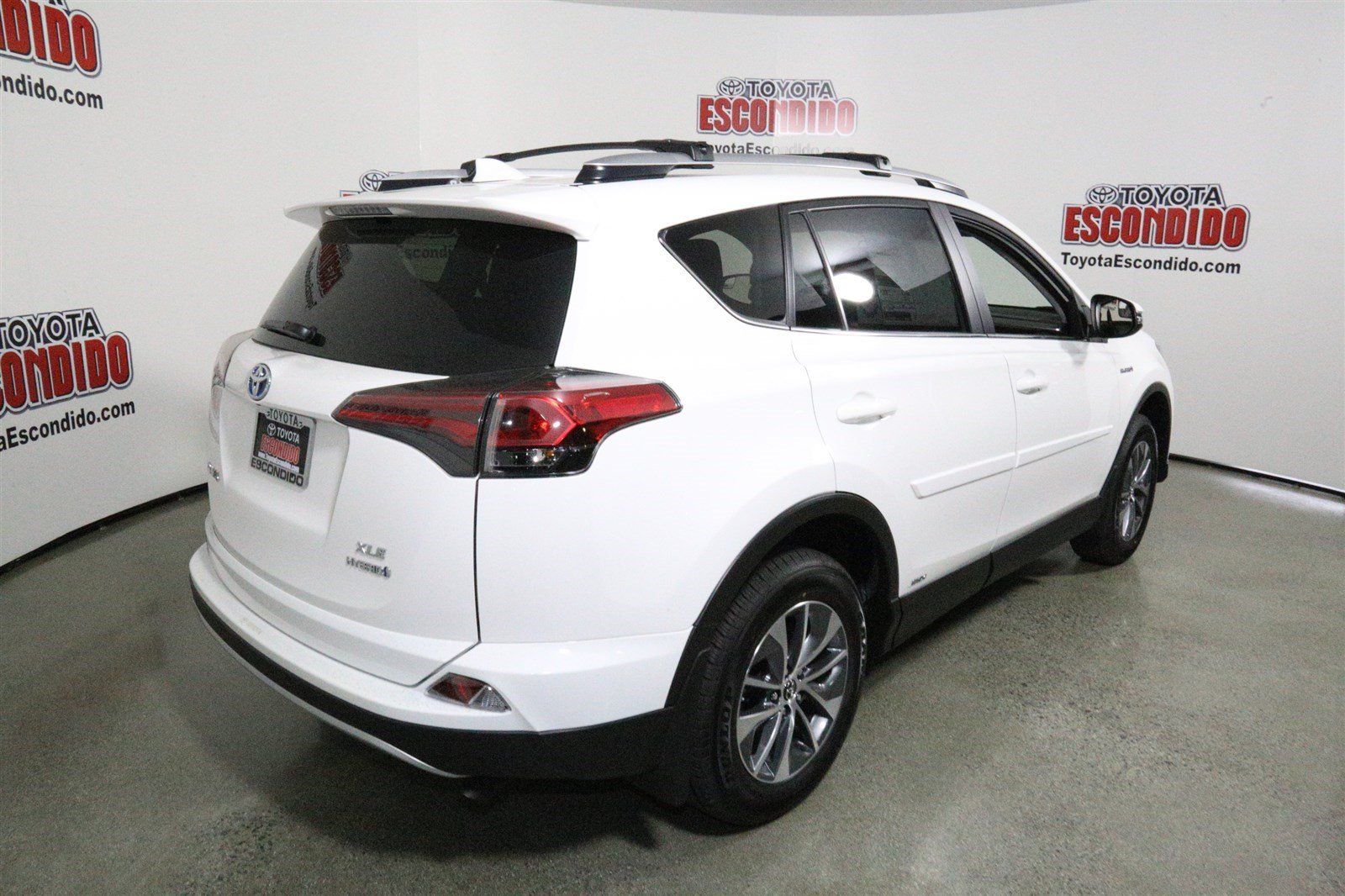 new 2017 toyota rav4 hybrid xle sport utility in escondido 1014072 toyota of escondido. Black Bedroom Furniture Sets. Home Design Ideas