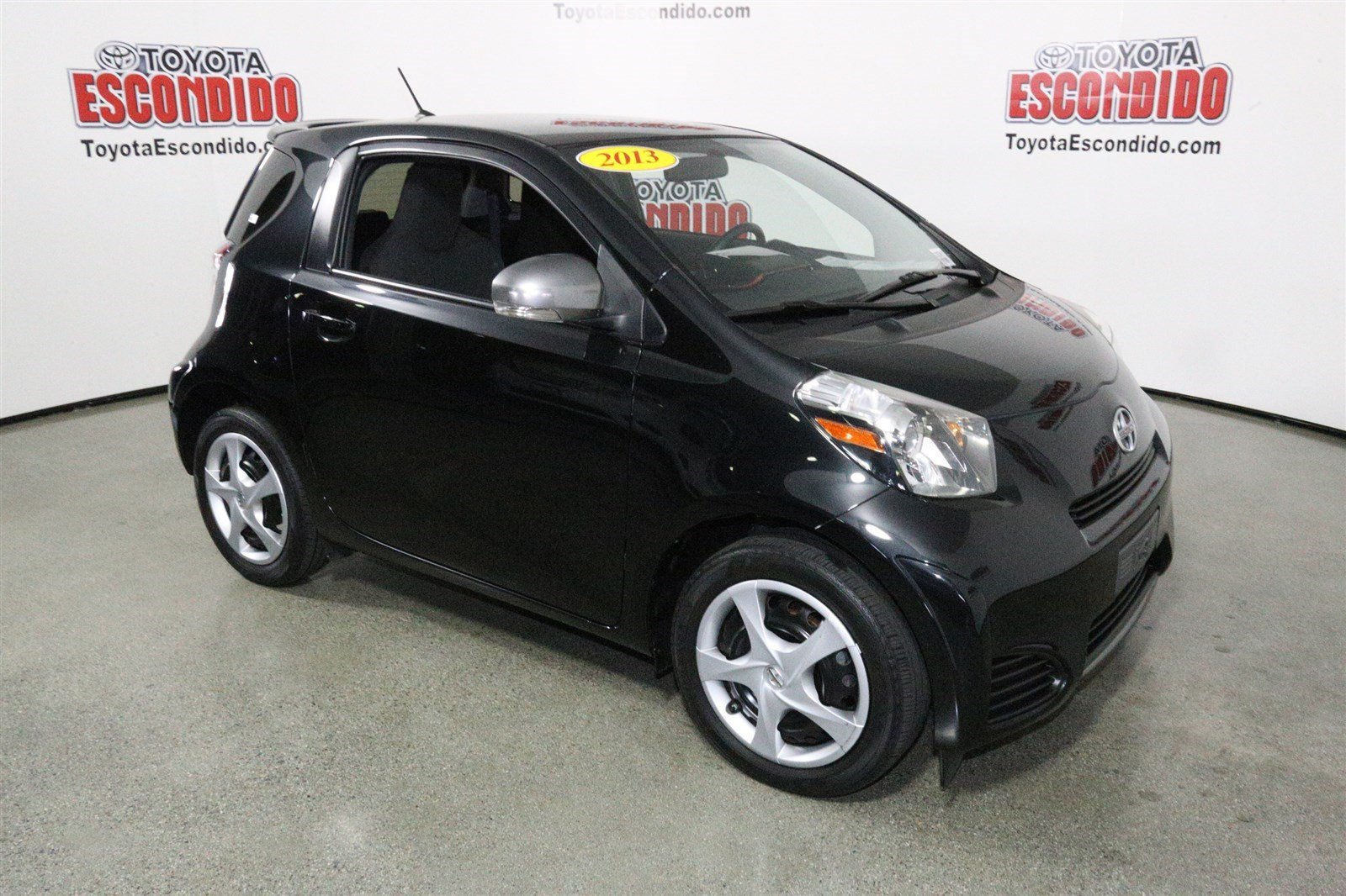Certified Pre Owned 2013 Scion Iq Hatchback In Escondido