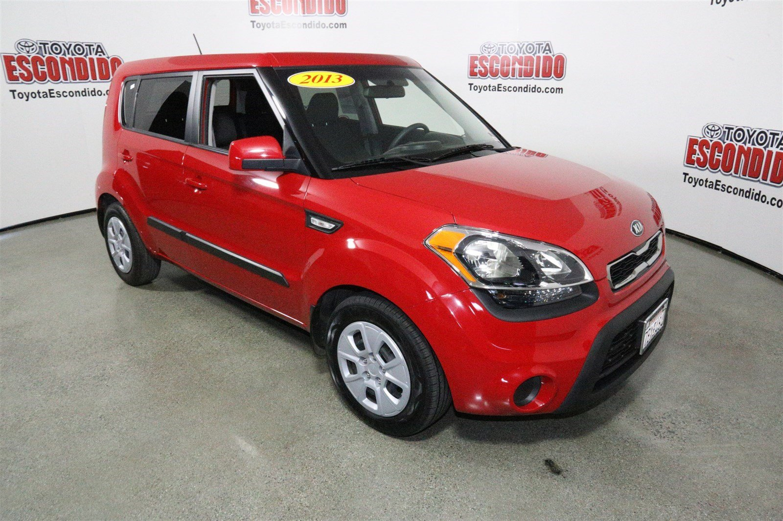2013 Kia Soul Recalls >> Pre-Owned 2013 Kia Soul Base Station Wagon in Escondido #59541 | Toyota of Escondido