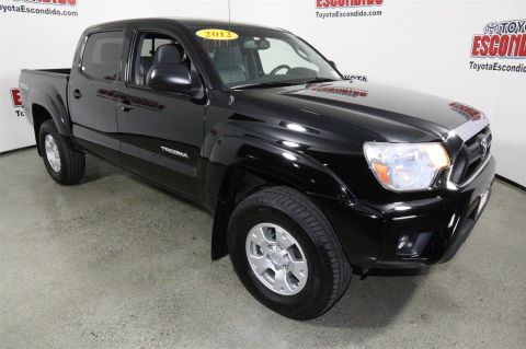 certified pre owned 2016 toyota tacoma sr5 double cab pickup in escondido 59545 toyota of. Black Bedroom Furniture Sets. Home Design Ideas