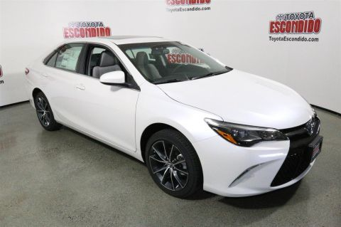 new 2017 toyota camry xse v6 4dr car in escondido 1013418 toyota of escondido. Black Bedroom Furniture Sets. Home Design Ideas